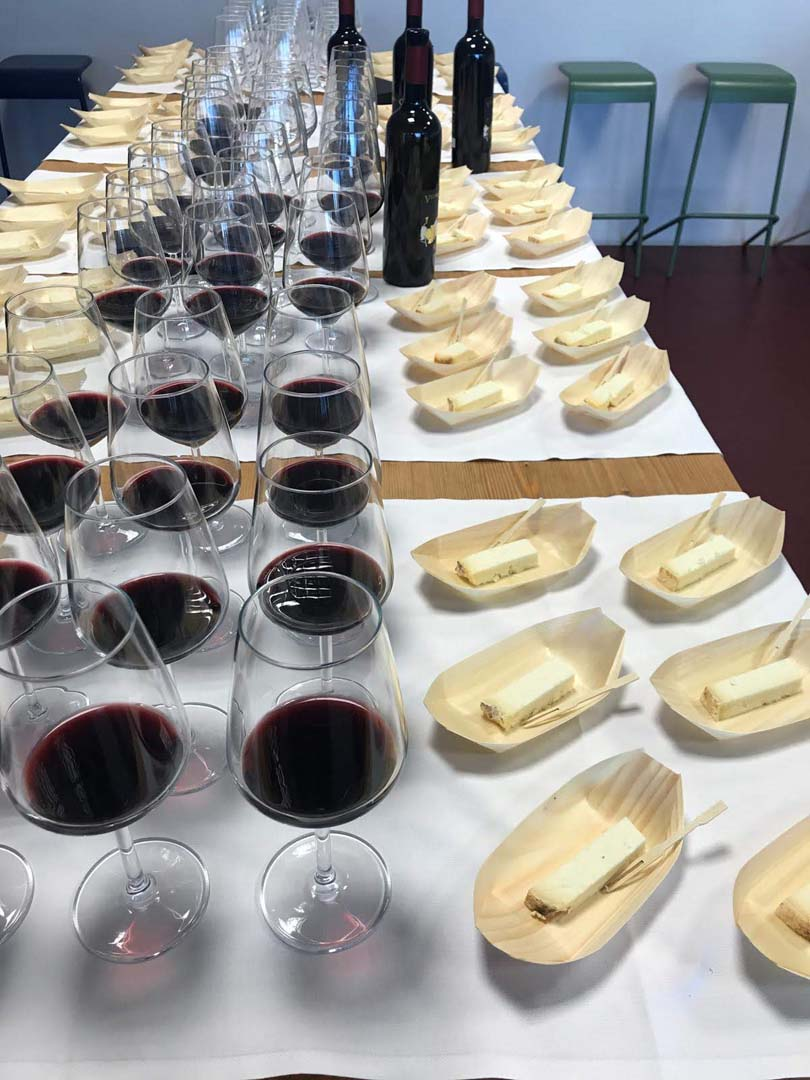 Team building AXA The wine show