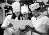 Team building aziendale per CBRE da Graniebraci Make your pizza storyboard