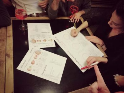 Team building per Caast da Risoamaro Make your pizza storyboard