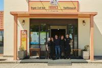 team building aziendale per Pfizer alla Fabbrica Libera di Casatenovo