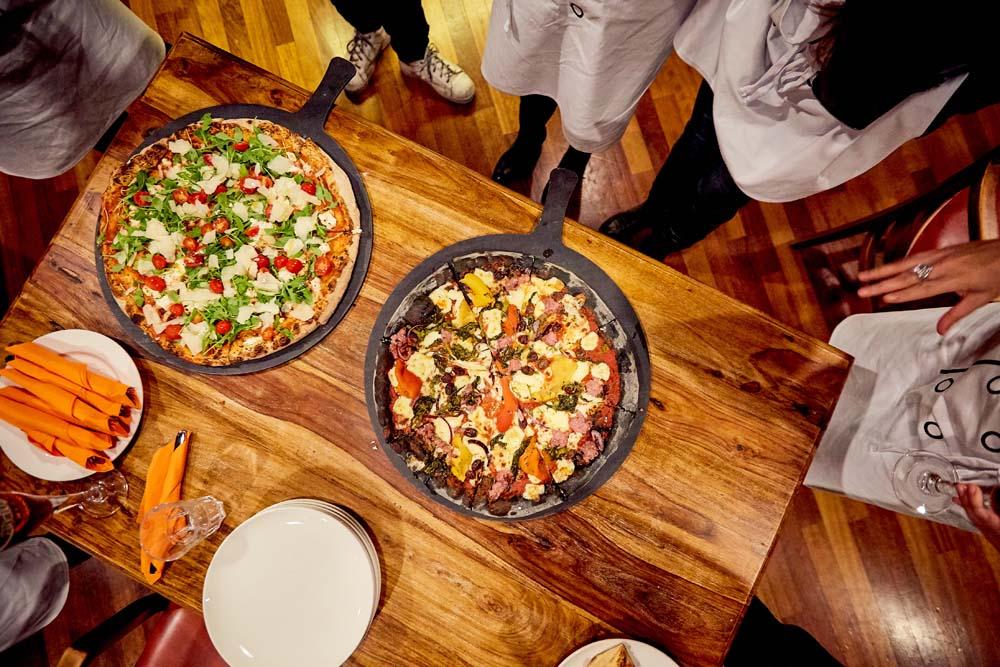 team building roche make your pizza birrificio como